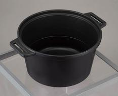 CB 戶外系列UNITO露營鍋具三件組 | 適合家庭及外出露營使用方便使用好攜帶且好收納外陶瓷塗層,內部氟素塗層防刮且不易沾黏好清理任何地方都很好使用的鍋具組