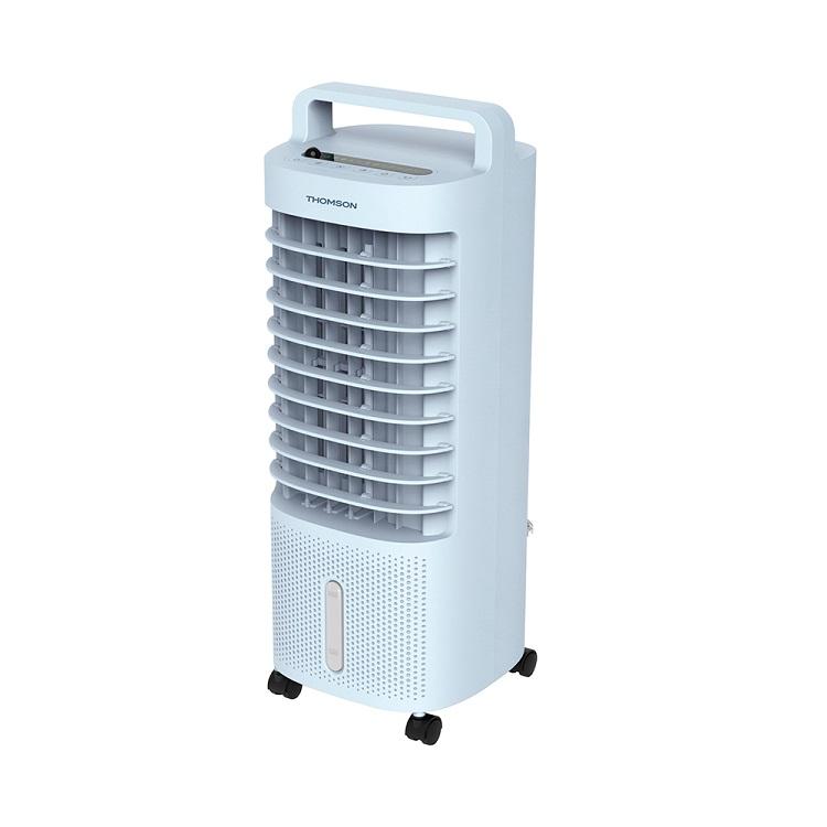 THOMSON 微電腦水冷扇 TM-SAF16   三種出風模式:正常/自然/睡眠可拆洗式過濾網全抽式水箱附帶遙控器萬向滾輪 輕鬆好移動