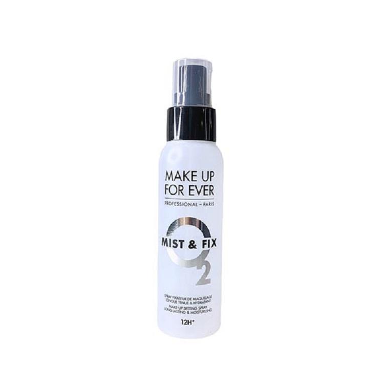 MAKE UP FOR EVER 超光肌活氧水激活版 (定妝噴霧) 100ml | 保濕定妝噴霧,急速保濕不卡紋四大使用方式: 妝後長效定妝、補妝保濕、曬後降溫舒緩、加強粉質彩妝顯色度容量:100ML