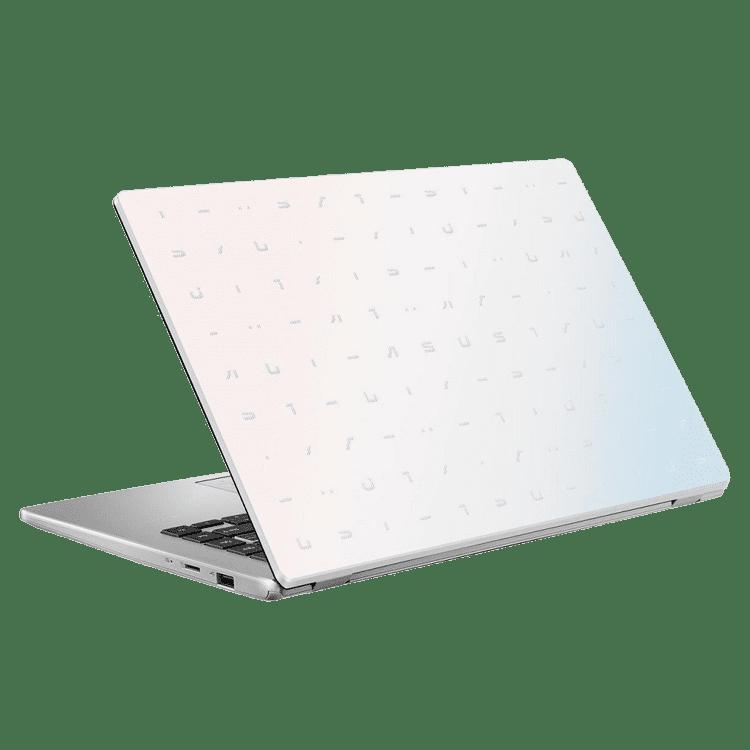 ASUS E410MA 輕薄筆電 128GB   此為預購商品,出貨日依原廠到貨時間為主處理器:Celeron N4020 / 作業系統:Win 10 Home S記憶體:4GB DDR4 on board / 硬碟:128GB eMMC螢幕:14.0吋 HD 1366*768 / 顯示:UHD Graphics 600加贈