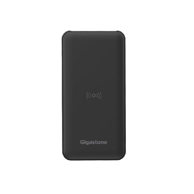 Gigastone 10000mAh PD/QC3.0無線快充行動電源 | 可同時為三台手機充電支援Type-C、Type-A支援PD3.0/QC3.0