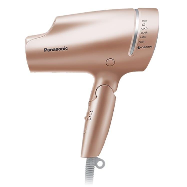 Panasonic 奈米水離子吹風機 EH-NA9B | 雙倍礦物負離子產生,UV防護效果提升1.8倍,改善髮質5種美髮潤肌模式新速乾吹嘴,吹乾秀髮速度提升15%髮尾集中護理模式奈米水離子深層滲透滋潤髮絲3段式風量調整