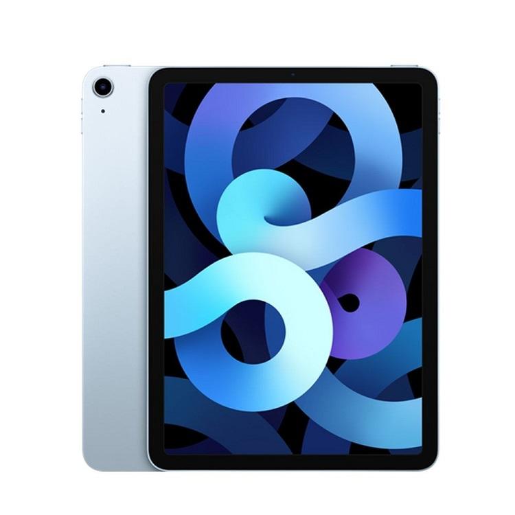 Apple iPad  Air 2020 10.9吋 WiFi 64GB | 兼具電腦的威力A14仿生晶片帶來令人驚豔的效能提升iPadOS強化iPad的獨特功能外形纖薄、輕巧,方便隨身攜帶最長可達10小時的電池續航力檔案集中一處儲存,所有裝置都可輕鬆取得設計安全,保護隱私