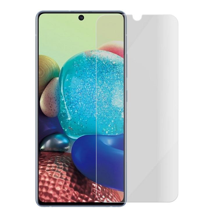 Samsungms Samsung Galaxy A71 5G 弧邊0.26mm玻璃保護貼 | 9H硬度等級,耐磨抗刮進口日本旭硝子原料2.5D導角設計,不刮手不傷手機光學級特殊技術處理,透光率達95%詳細商品介紹請查閱官網
