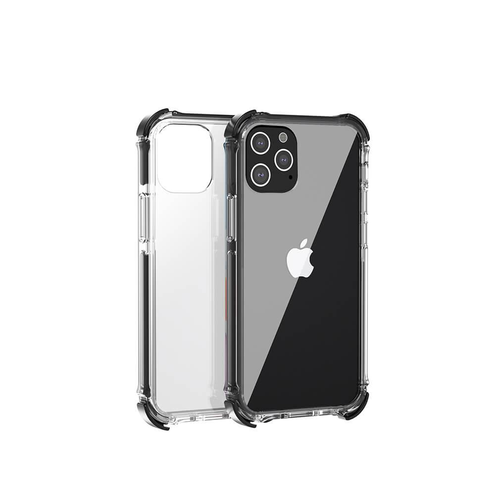 APPLEVOYAGE iPhone 12 超軍規防摔保護殼透(6.1吋) | 預購商品,依原廠到貨時間為準防摔,抗污,耐磨開孔精準適用於所有按鍵、接口和功能