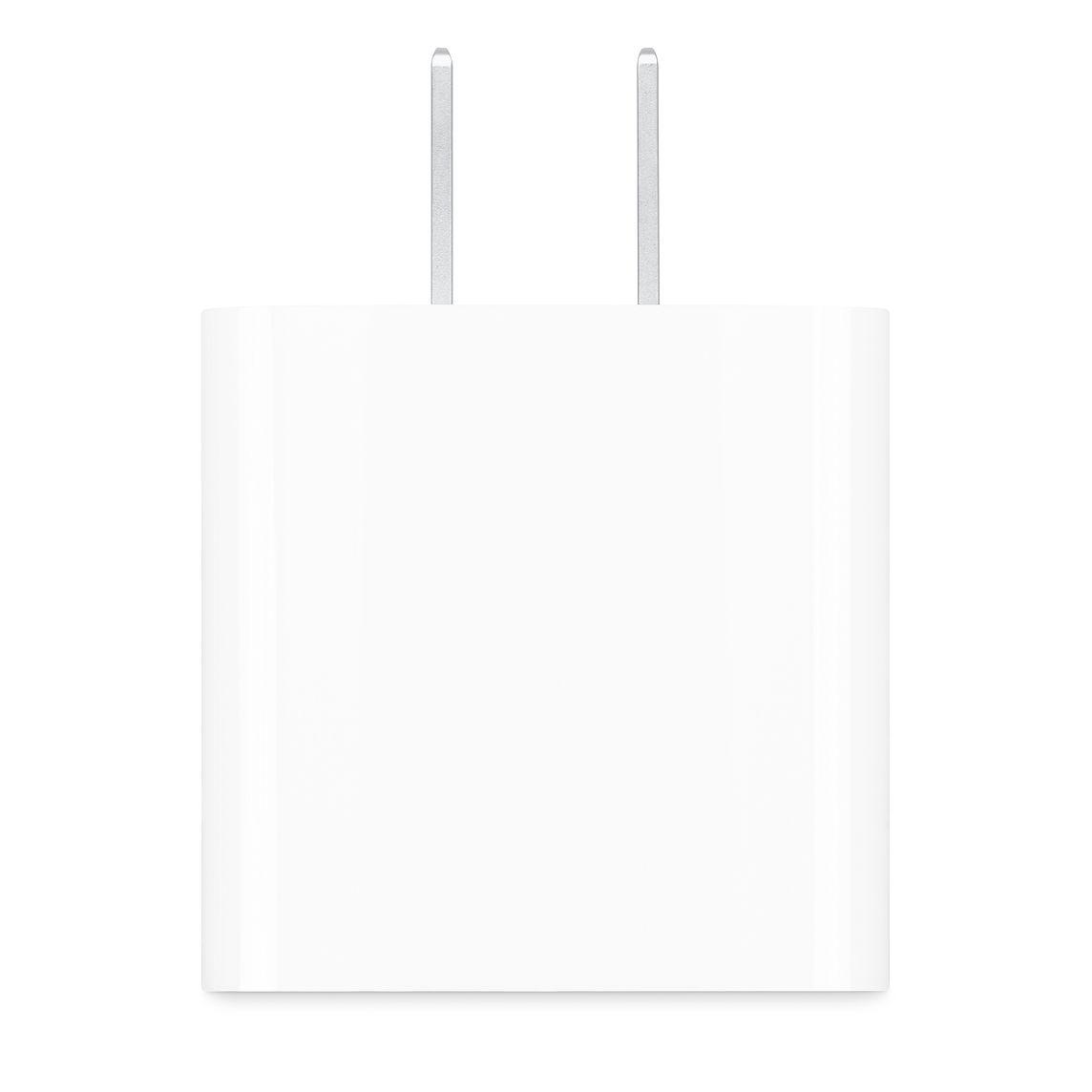 APPLEApple原廠 20W USB-C 電源轉接器 | 預購商品,依原廠到貨時間為準Apple 20W USB‑C 電源轉接器讓你無論在家中、辦公室或外出時,都能快速有效地充電雖然這款電源轉接器與任何配備 USB-C 的裝置相容,但是 Apple 建議與 iPad Pro 及 iPad Air 搭配使用,以發揮最佳充電效能你也可以搭配 iPhone 8 或後續機型使用,以充分發揮其快速充電功能充電連接線另售