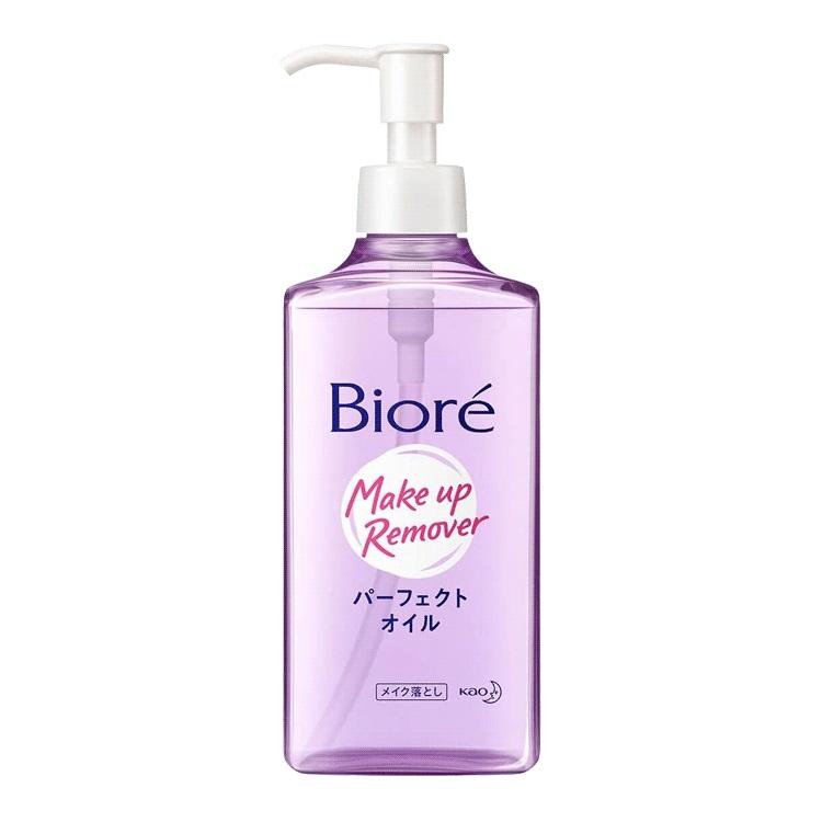 Biore深層卸油 | 詳細商品介紹請查閱官網日本創新的耐水技術手濕臉濕也能徹底去除多層次彩妝與防水型睫毛膏