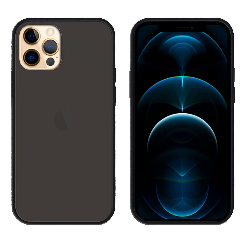 APPLEms Apple iPhone 12/12 Pro 雙料軍規減震保護殼(6.1吋) | 預購商品,依原廠到貨時間為準