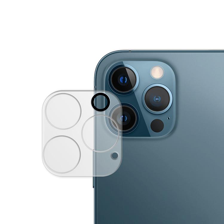 APPLEms Apple iPhone 12 Pro 全包覆3D 9H鋼化玻璃鏡頭貼 | 專為Apple iPhone 12 Pro攝影機鏡頭所量身訂製鏡頭全包覆式設計 360度保護無死角全新特殊工藝加硬處理 耐磨抗刮再升級玻璃硬度直達9H 保護愛機鏡頭更確實閃光燈夜拍圈設計 防止拍攝時出現白霧智能奈米吸附塗層 輕鬆安裝不易脫落極度高清透亮 給您原始鏡頭拍攝畫質