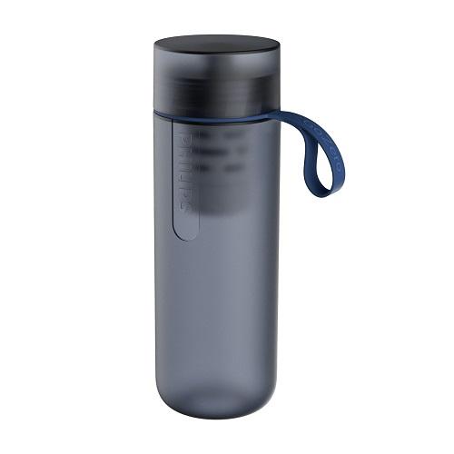 飛利浦微濾隨身濾水瓶   隨時隨地飲用 有效過濾餘氯提升飲用水口感可單手使用,擠壓過濾,輕鬆暢飲可使用洗碗機清洗 不含雙酚A